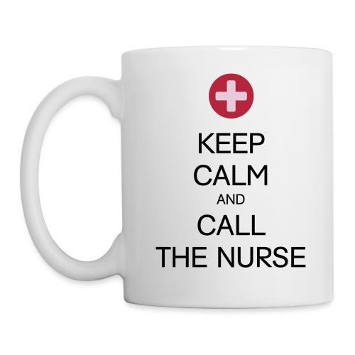 Verpleegkundige Mok kalmaan - Mok