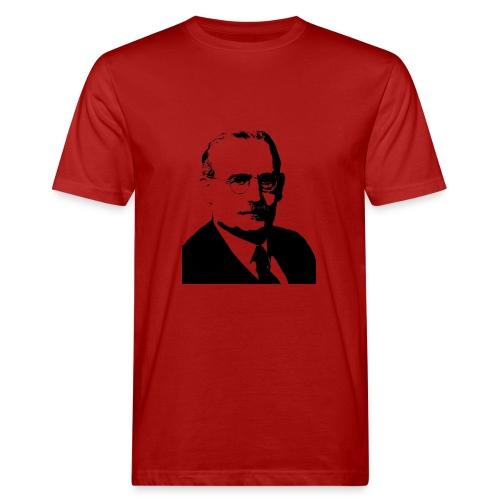 Vader Drees - Mannen Bio-T-shirt