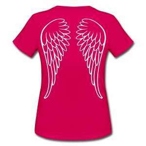 Wings Verpleegkundige - Vrouwen T-shirt
