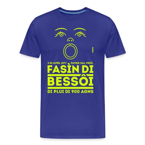 Fasìn di bessôi - Maglietta Premium da uomo