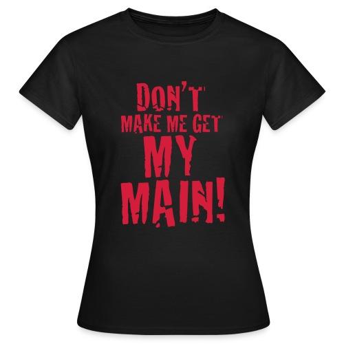 Frauen T-Shirt Main - Frauen T-Shirt