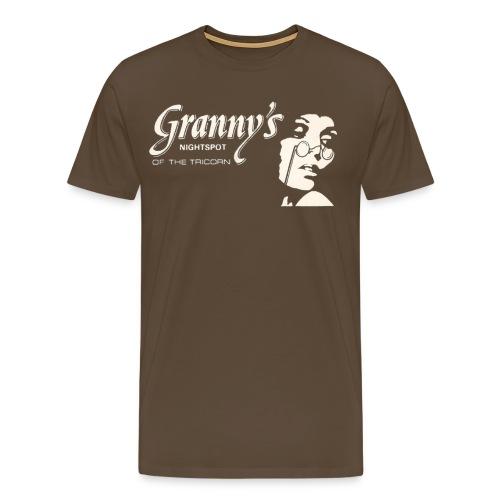 Grannys Nightclub - Men's Premium T-Shirt