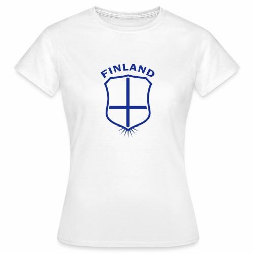 Finland - Frauen T-Shirt