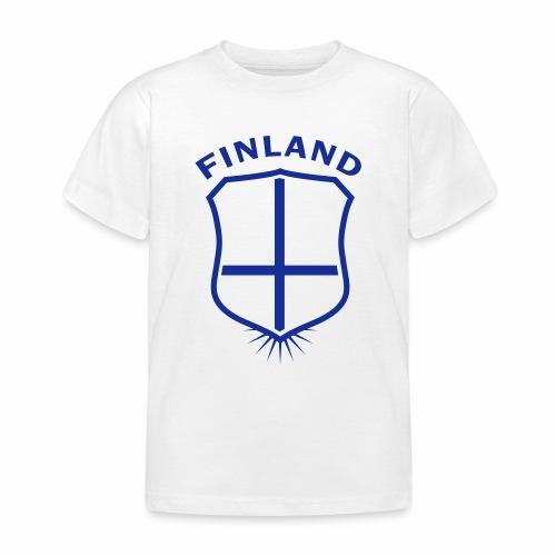 Finland - Kinder T-Shirt