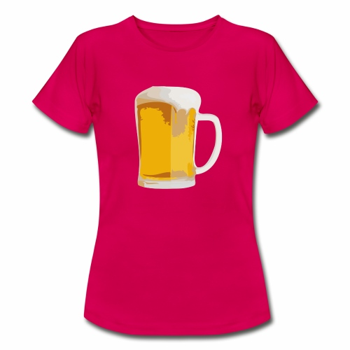 Party Alkahol Saufen - Frauen T-Shirt