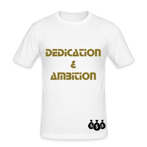 AM Quote - slim fit T-shirt