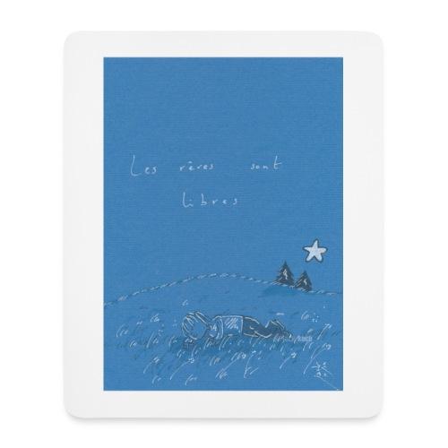 Tapis de souris - Tapis de souris (format portrait)