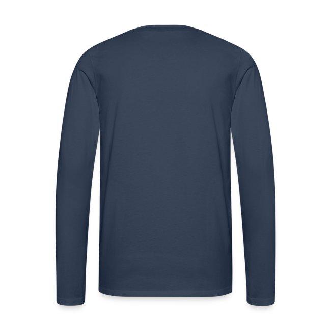 Långärmad T-shirt Herr Logo Fram