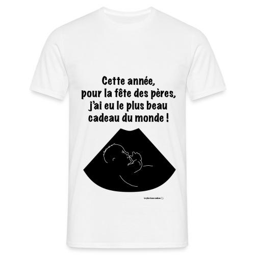T-shirt bébé Fête des Pères - T-shirt Homme