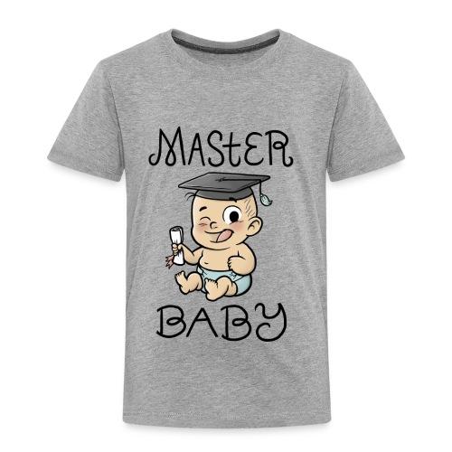 Master Baby - Kinder Premium T-Shirt