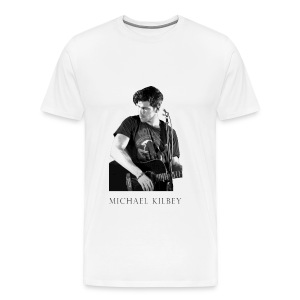 MK Live Premium T-Shirt (White) - Men's Premium T-Shirt