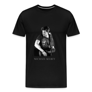 MK Live Premium T-shirt (Black) - Men's Premium T-Shirt