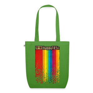 happyNESs [Pixelart] - EarthPositive Tote Bag