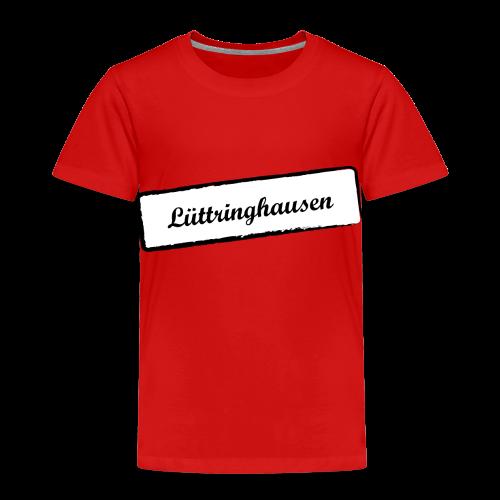 Stempel Lüttringhausen - Kinder Premium T-Shirt