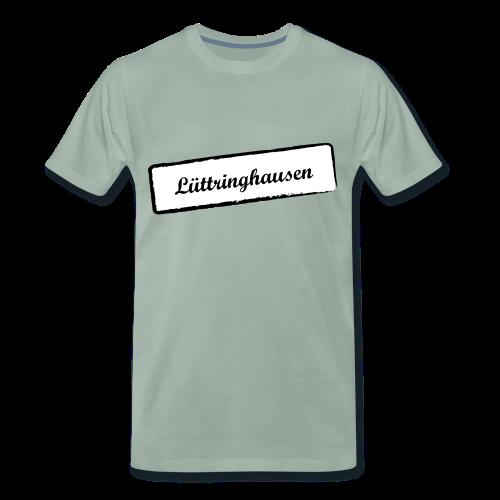 Stempel Lüttringhauser - Männer Premium T-Shirt