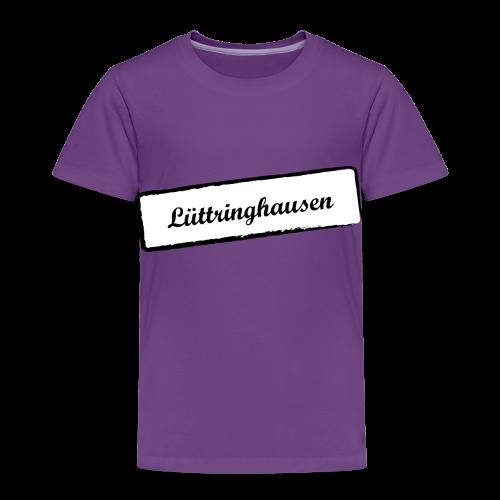 Stempel Lüttringhauser - Kinder Premium T-Shirt