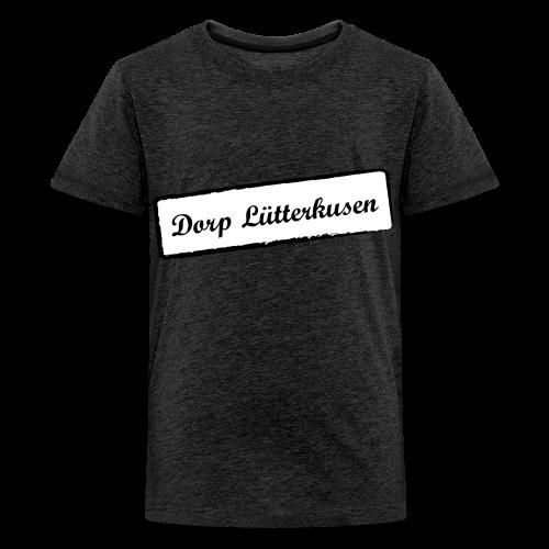 Stempel Dorp Lütterkusen - Teenager Premium T-Shirt