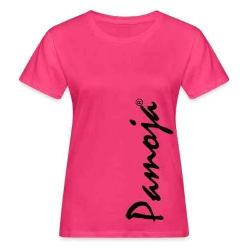 Frauen Bio-T-Shirt - Pamoja,T-shirt,cool,engagiert,modern,shirt,sozial,sportlich