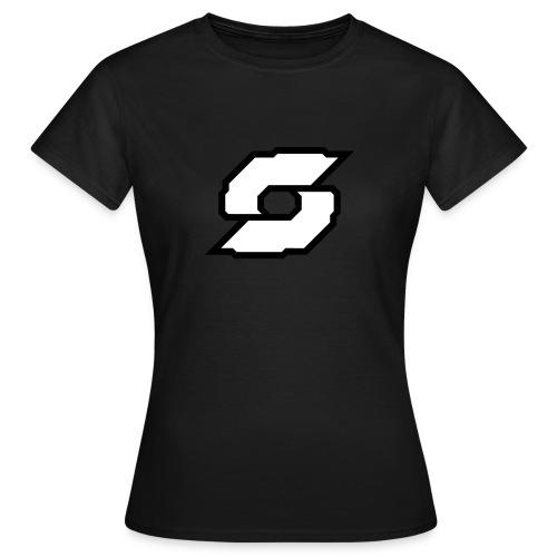 The Clamps Double Logo Woman 1 - Women's T-Shirt