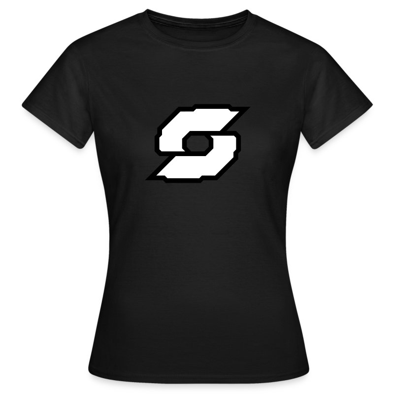 The Clamps Double Logo Woman 1 - Women's T-Shirt