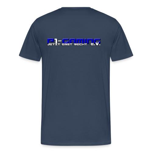 P1-e.V. T-Shirt - Männer Premium T-Shirt