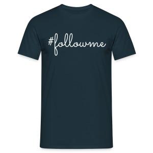 LK - #followme, M - Mannen T-shirt