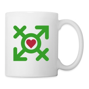 Love United Symbol (2c) - Tasse