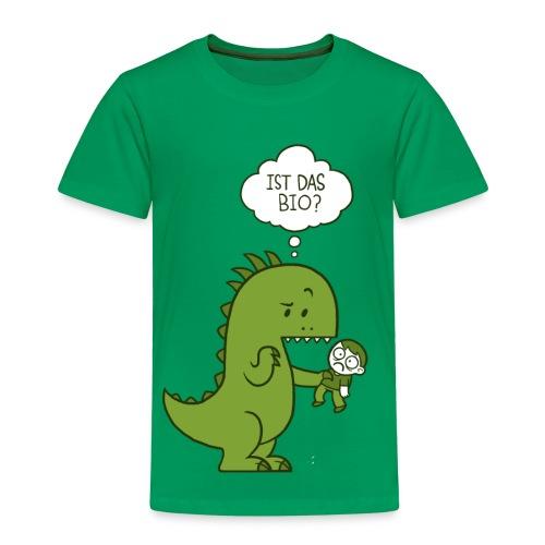 Bio-Dino - Kinder Premium T-Shirt