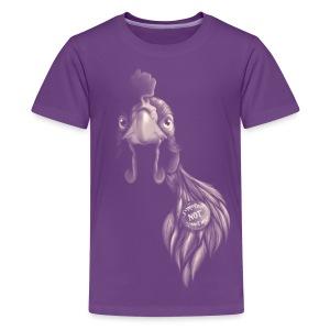 Someone NOT something - T-shirt Premium Ado