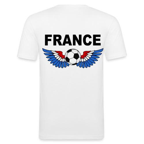 Football France - Men's Slim Fit T-Shirt
