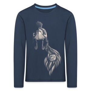 Someone NOT something - T-shirt manches longues Premium Enfant