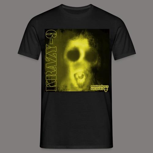 Krazy Konterfei - Männer T-Shirt
