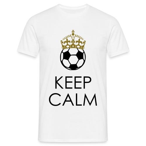 Keep Calm - Mannen T-shirt