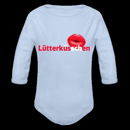 Lütterküsschen - Baby Bio-Langarm-Body