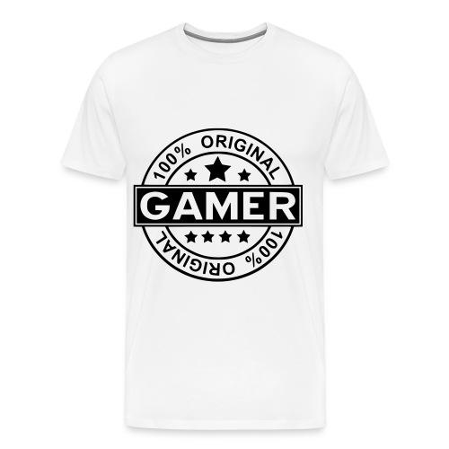 Pour les vrais gamer - T-shirt Premium Homme