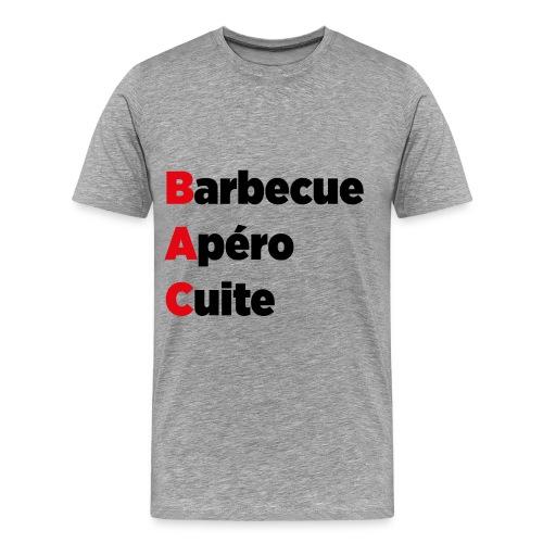 BAC H - T-shirt Premium Homme