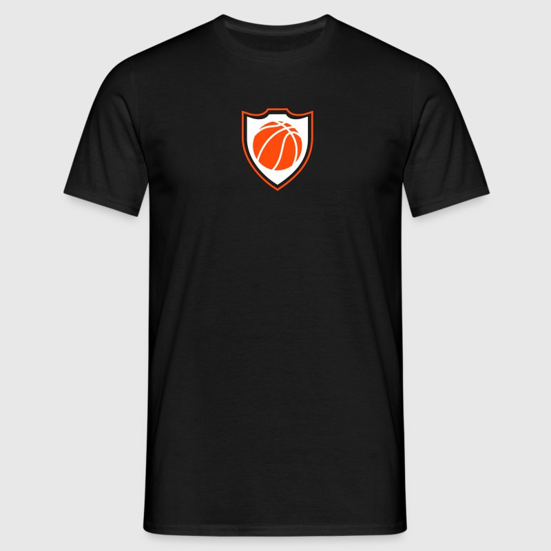 Ecusson Basketball Tee shirts - T-shirt Homme