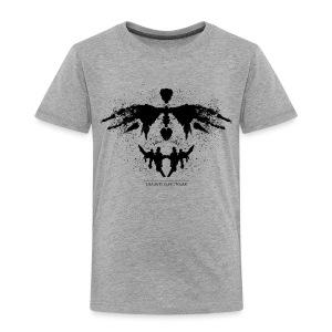 RORSCHACH schwarz - Kinder Premium T-Shirt
