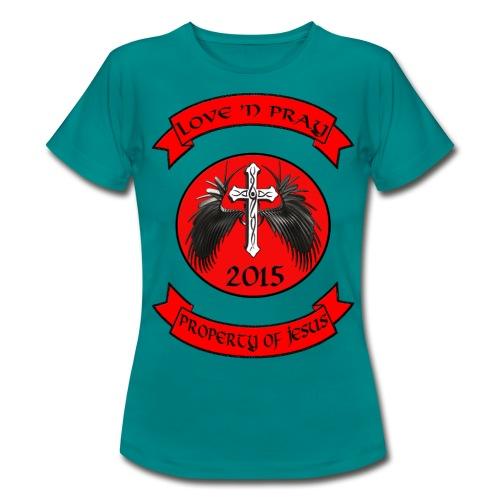 Love 'n Pray Frauen-Shirt - Frauen T-Shirt