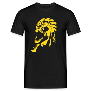 Black Yellow - T-shirt Homme