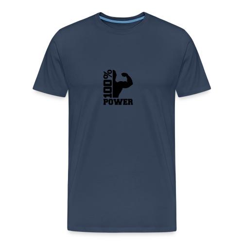 t-shirt met opdruk - Mannen Premium T-shirt