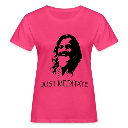 Maharishi - Frauen Bio-T-Shirt