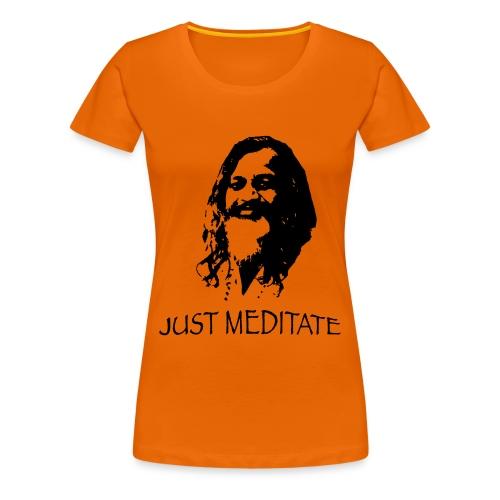 Maharishi - Frauen Premium T-Shirt