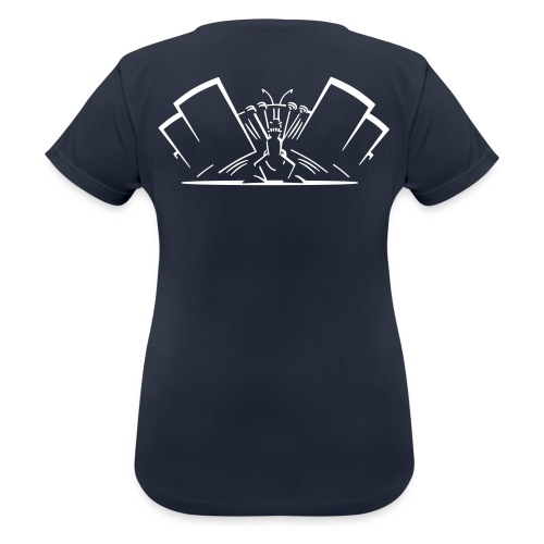 Power Ant Lady´s Night - Frauen T-Shirt atmungsaktiv