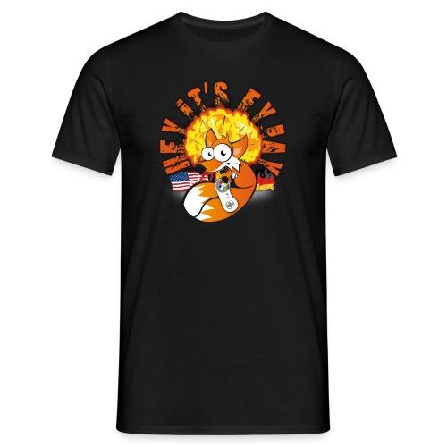 Eyjaygaming T-Shirt Men Black - Männer T-Shirt
