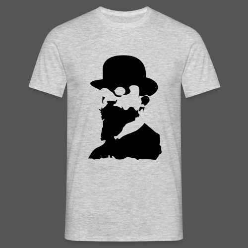 Satie Head (11 colors available) - Men's T-Shirt
