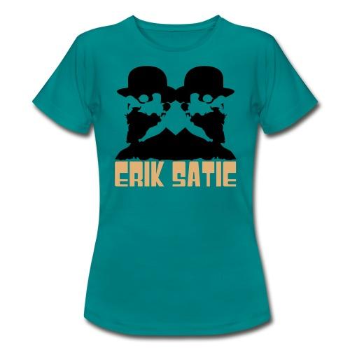 Satie Pour Piano Seul  Lmt. Edition - Vrouwen T-shirt
