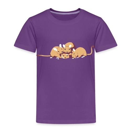 Kuschelhaufen - Kinder Premium T-Shirt