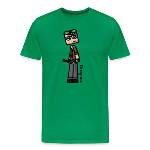 DRagnoz Minecon T - Men's Premium T-Shirt