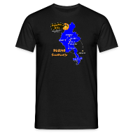 T-paidat ~ Miesten t-paita ~ Burma Scootterilla unisex short